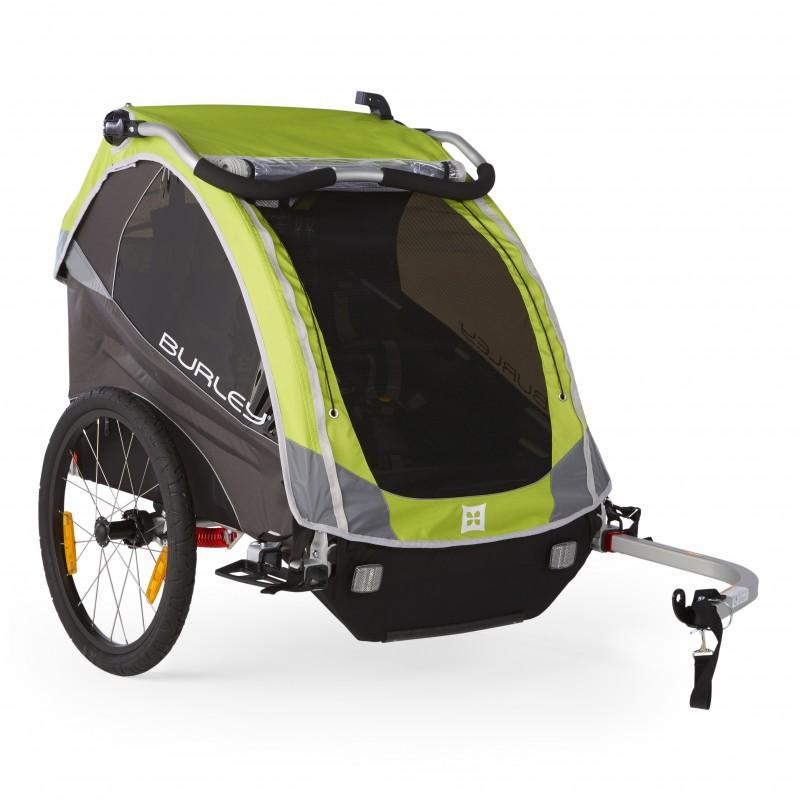 Přívěsný vozík za kolo Burley D´Lite odpružený