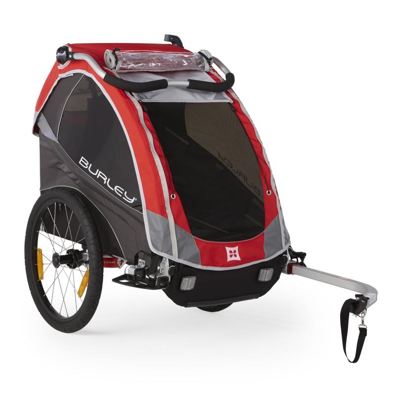 Přívěsný vozík za kolo Burley Solo odpružený