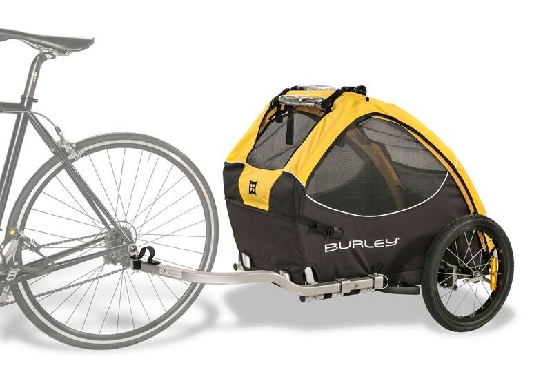 Přívěsný vozík za kolo Burley Tail Wagon pro psy