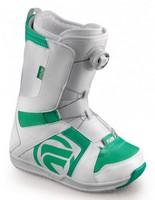Snowboardové boty Flow Vega Boa Lady 1213 bílá