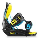 Snowboardové vázání Flow Haylo 1415 černáneon