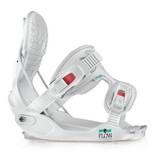 Snowboardové vázání Flow Minx 1415 bílá