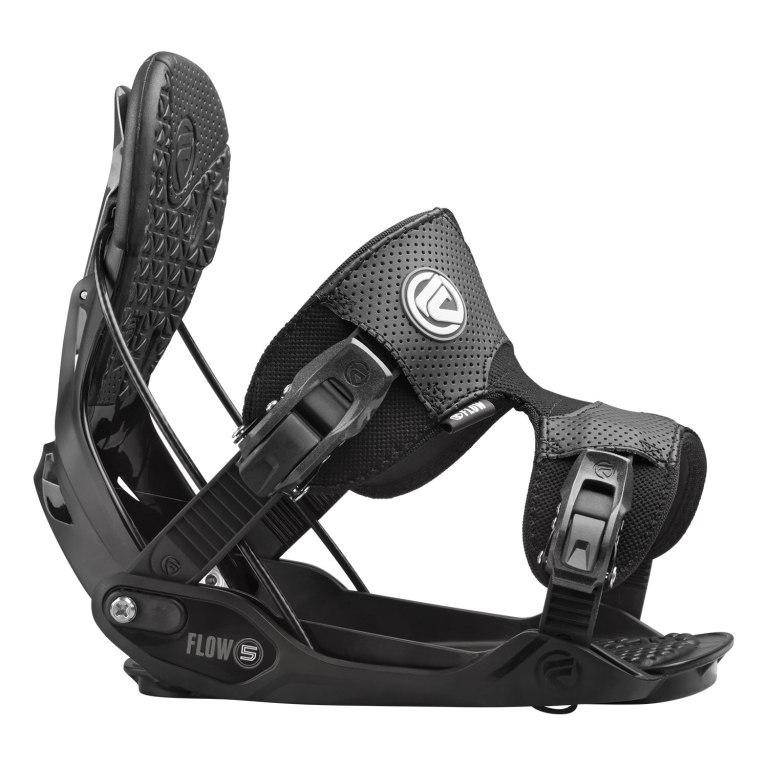 Snowboardové vázání Flow Five 1516 černá