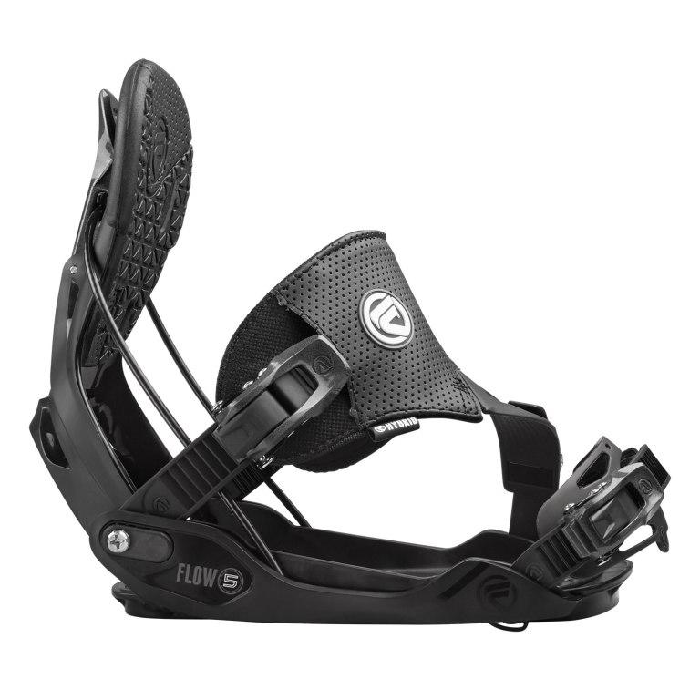 Snowboardové vázání Flow Five Hybrid 1516 černá