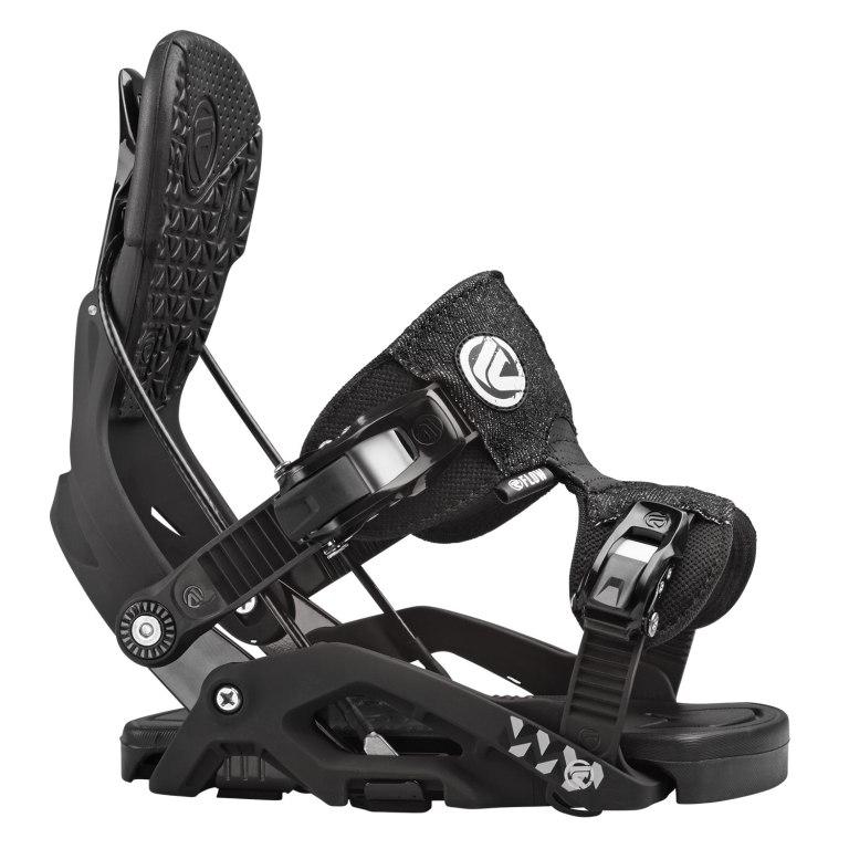 Snowboardové vázání Flow Juno 1516 černá