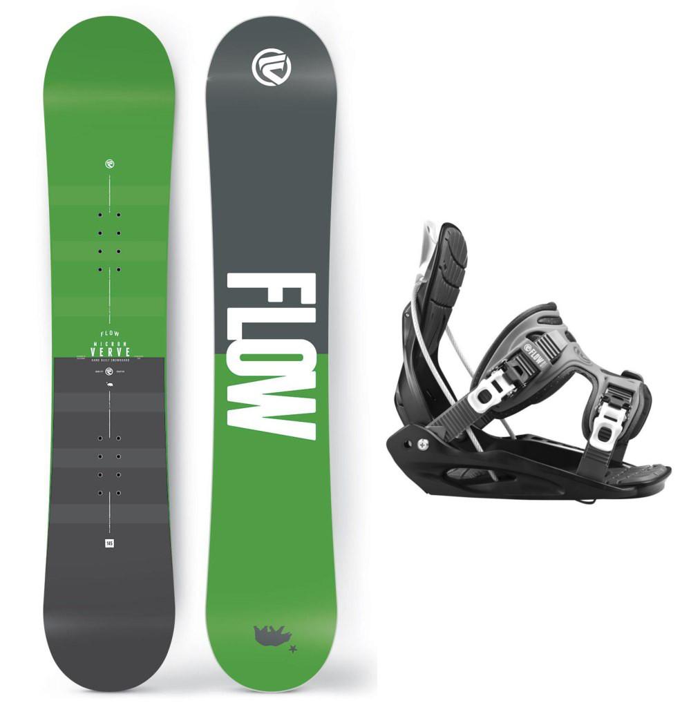 Snowboardový set Flow Micron Verve 1516