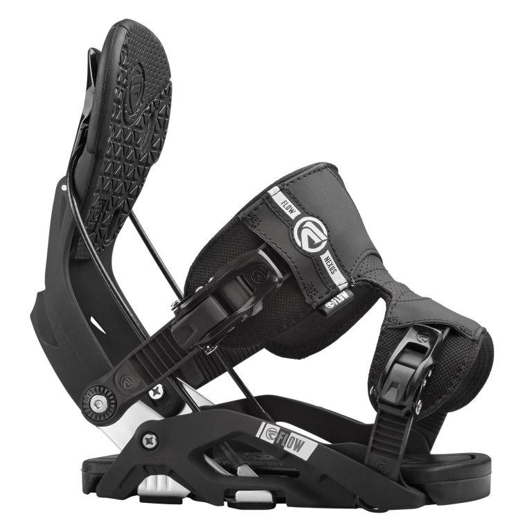 Snowboardové vázání Flow Nexus 1516 černá