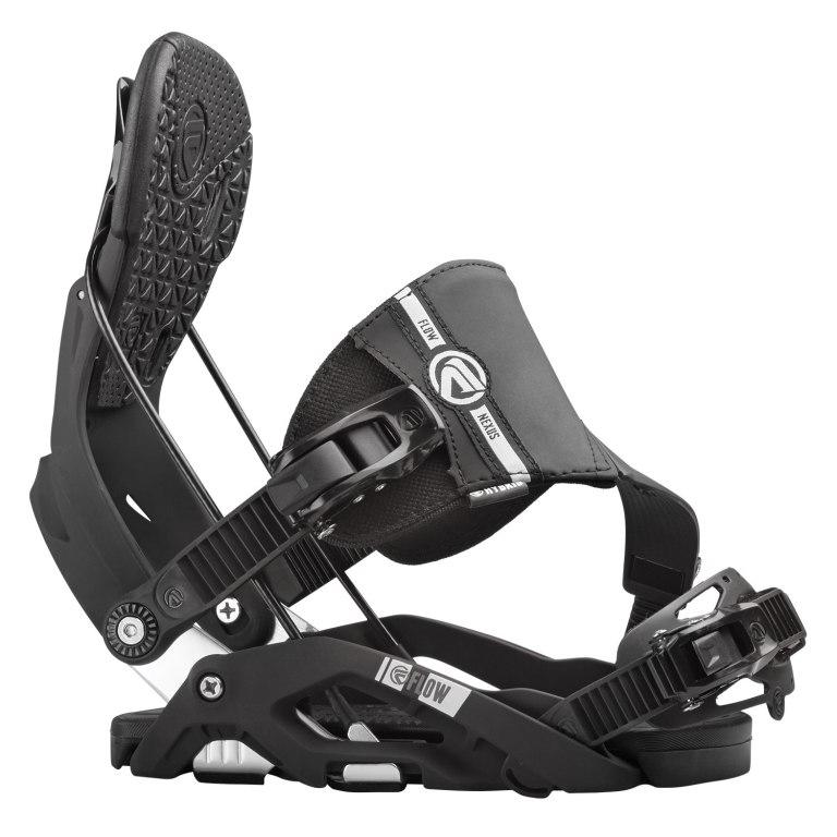 Snowboardové vázání Flow Nexus Hybrid 1516 černá