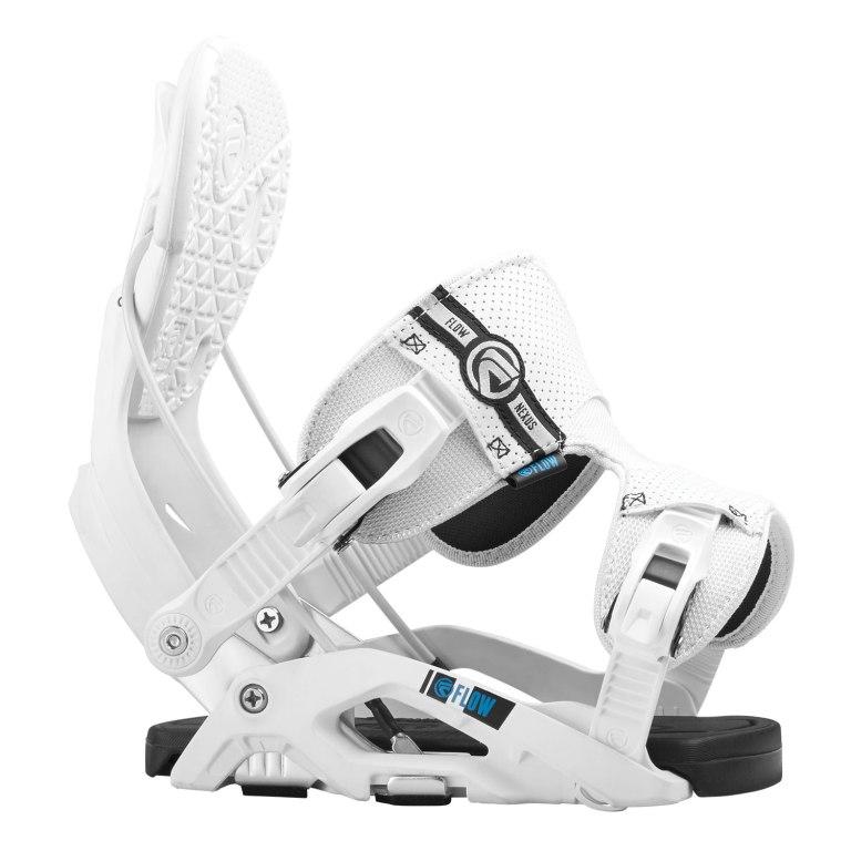 Snowboardové vázání Flow Nexus 1516 bílá