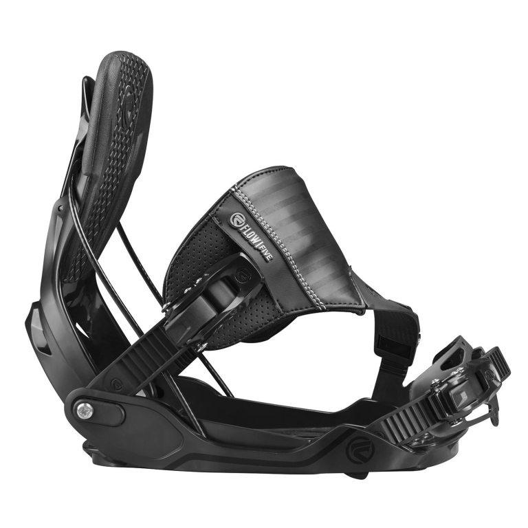 Snowboardové vázání Flow Five Hybrid 1617 černá