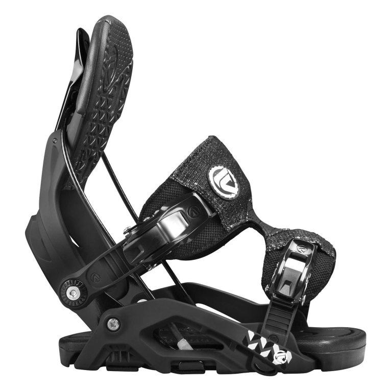 Snowboardové vázání Flow Juno 1617 černá