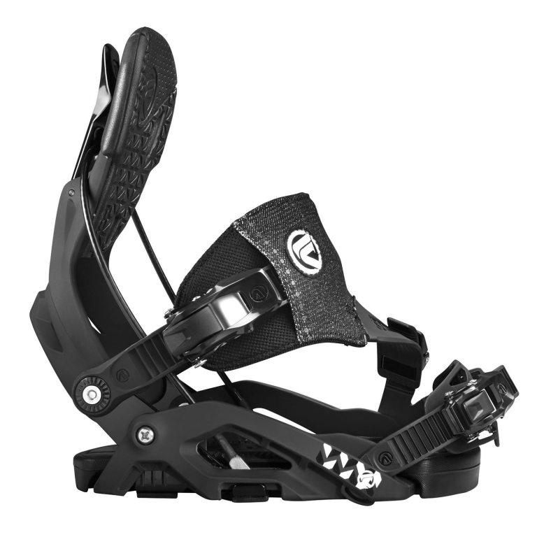 Snowboardové vázání Flow Juno Hybrid 1617 černá