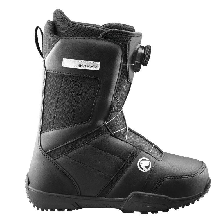 Snowboardové boty Flow Maya Boa 1617 černá