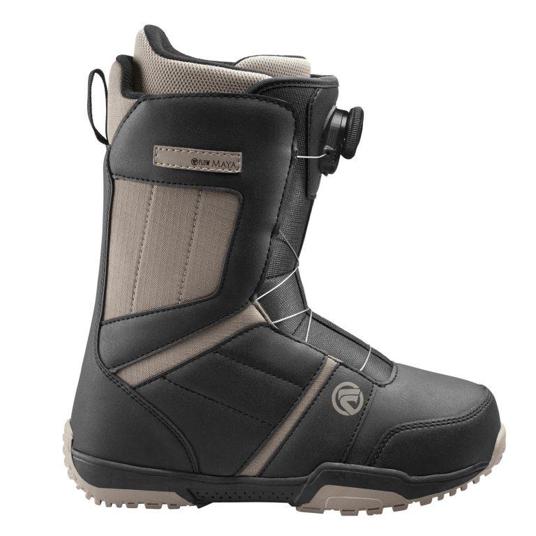 Snowboardové boty Flow Maya Boa 1617 šedá