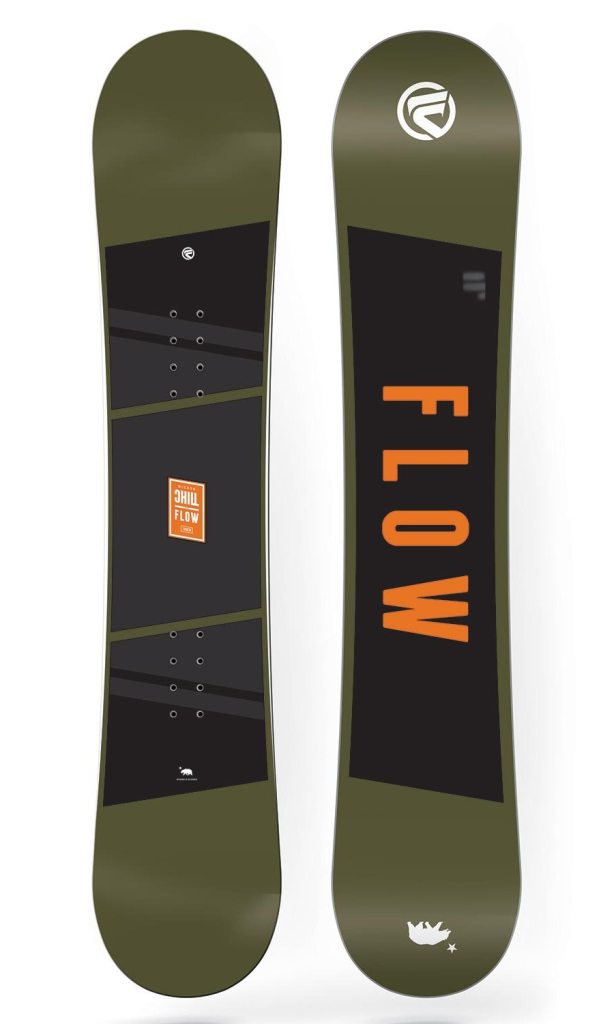 Snowboard Flow Micron Chill 1617