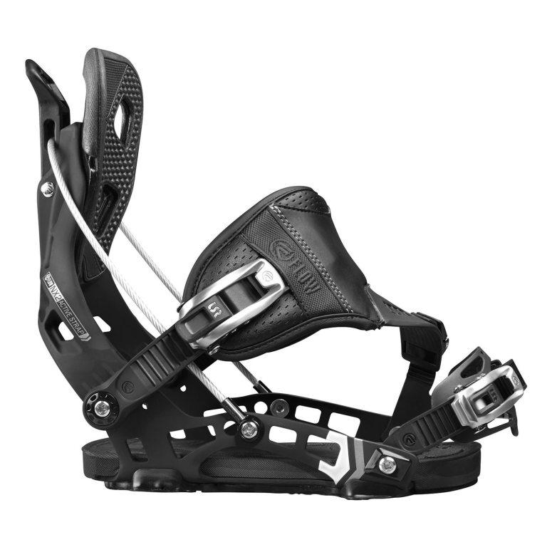Snowboardové vázání Flow NX2 Hybrid 1617 černá