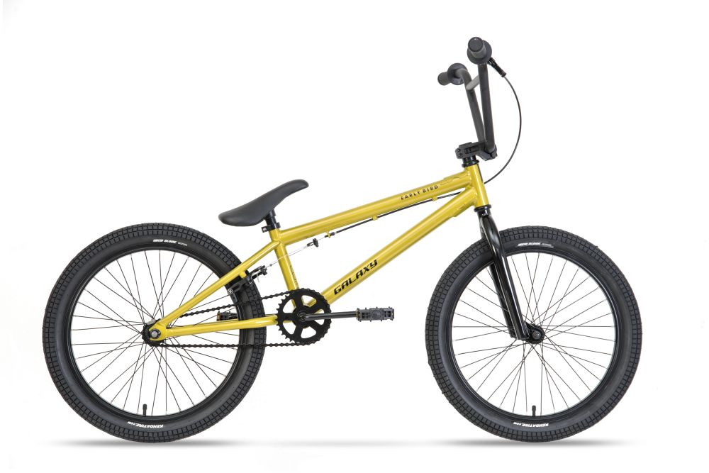 BMX freestyle kolo Galaxy Early Bird 20 2018