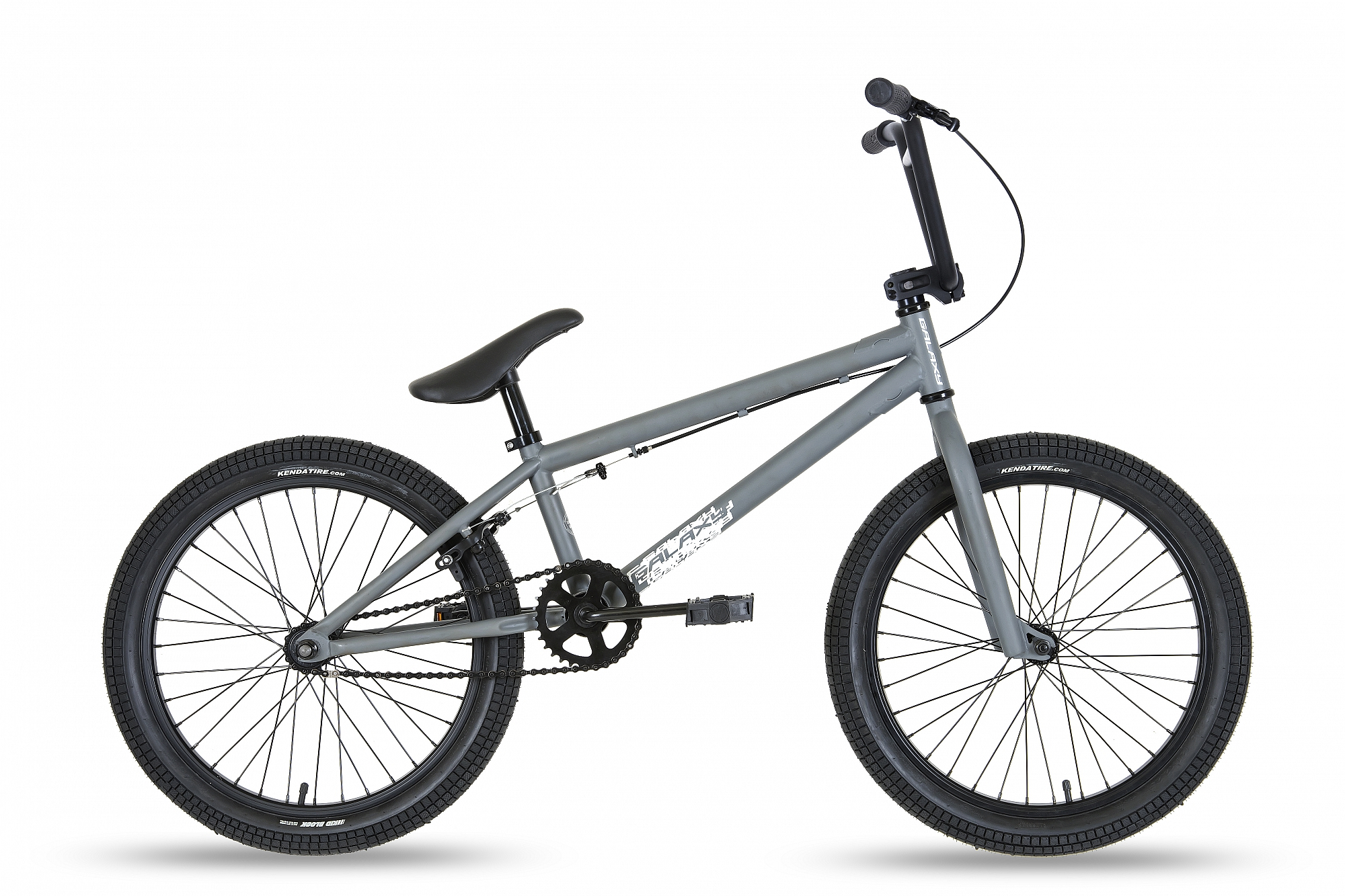 BMX freestyle kolo Galaxy Early Bird 20 2017 šedá