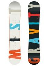 Snowboard Gravity Mist 1314