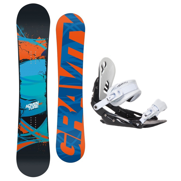 Snowboardový set Gravity Adventure + G1 15/16