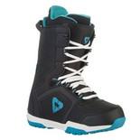 Snowboardové boty Gravity Aura Lady 1516 černá