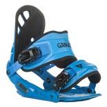 Snowboardové vázání Gravity G1 1516 černámodrá