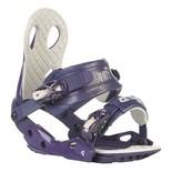 Snowboardové vázání Gravity G2 Lady 1516 fialová