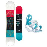 Snowboardový set Gravity Thunder + G2 1516