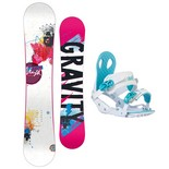 Snowboardový set Gravity Voayer + G2 1516