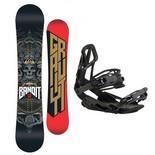 Snowboardový set Gravity Bandit + G3 1617