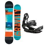Snowboardový set Gravity Contra + G3 1617