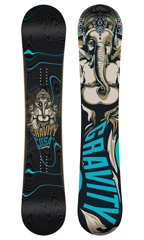 Snowboard Gravity Cosa 1617