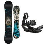 Snowboardový set Gravity Cosa + G3 1617