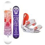 Snowboardový set Gravity Mist + G1 1617