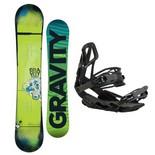 Snowboardový set Gravity Symbol + G2 1617