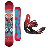 Snowboardový set Gravity Thunder + G2 1617