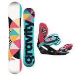 Snowboardový set Gravity Trinity + G3 1617