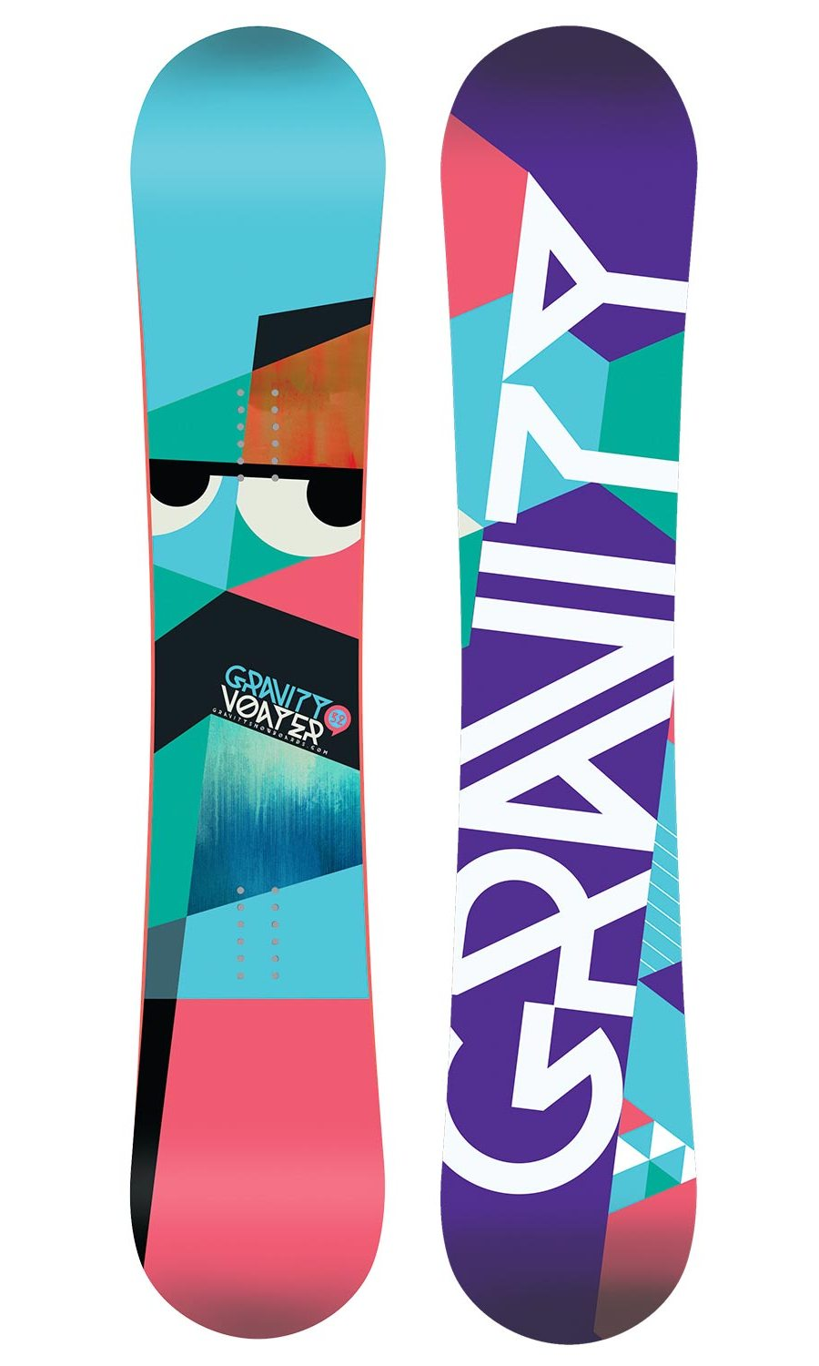 Snowboard Gravity Voayer 1617