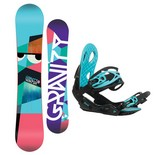 Snowboardový set Gravity Voayer + G2 1617