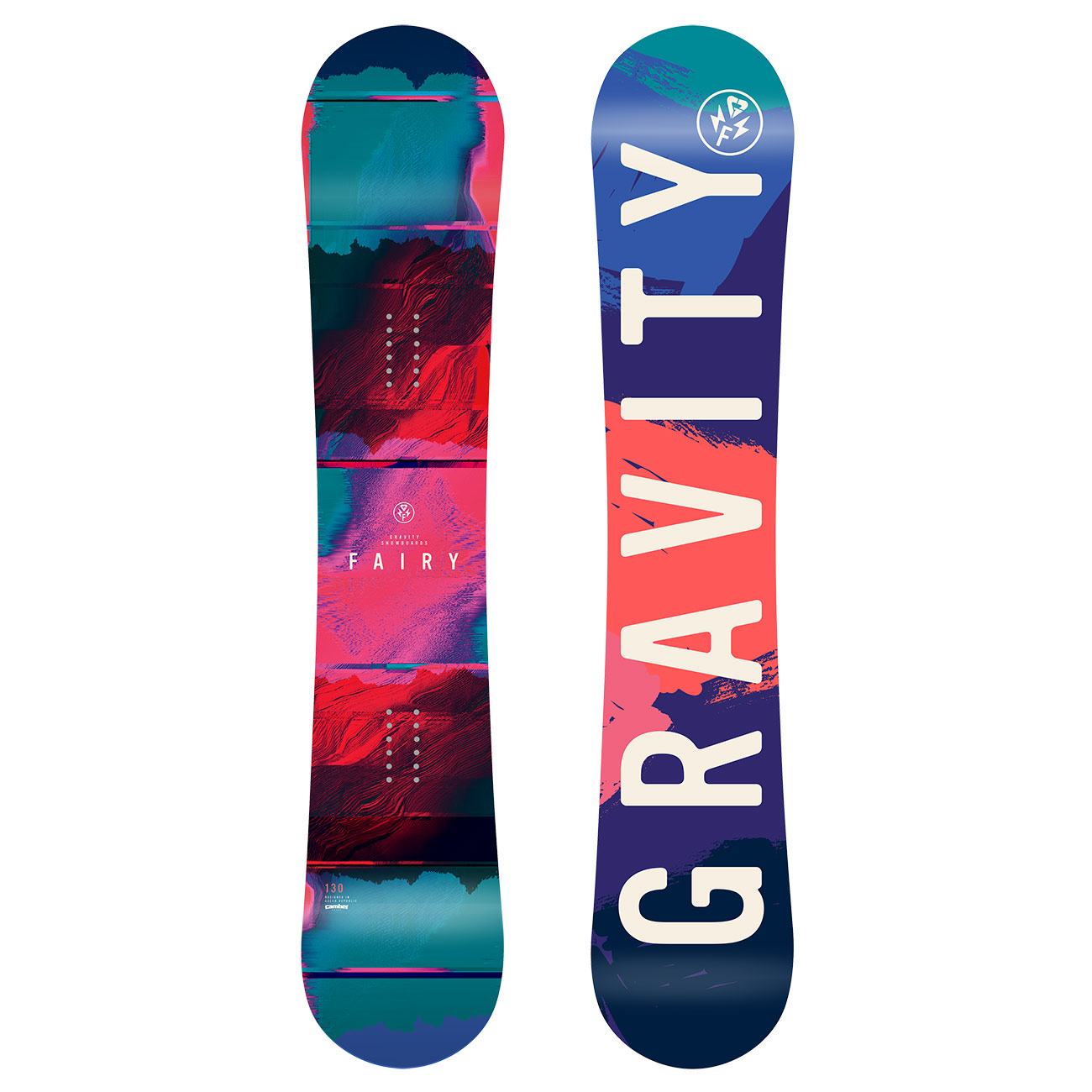 Snowboard Gravity Fairy 18/19