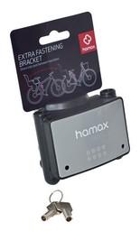 Náhradní držák cyklosedačky Hamax uzamykatelný