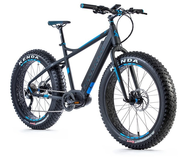 Elektrokolo Fat Bike Leader Fox Braga 2018