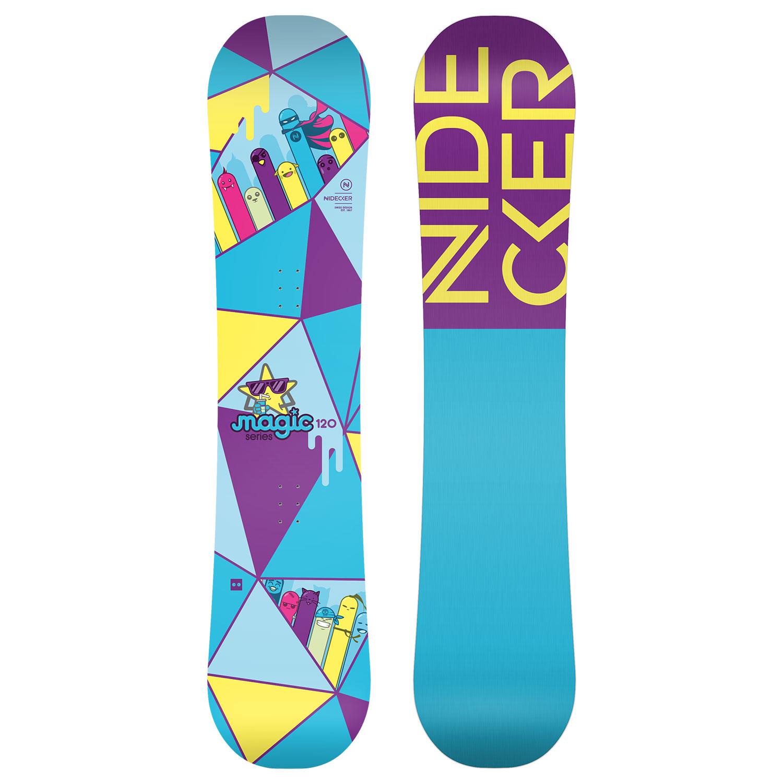 457f2d9d66 Snowboard Nidecker Magic 17 18