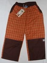 Kalhoty Rejoice 34 Moth XS oranžováhnědá