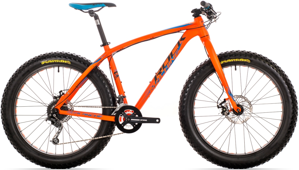 Fatbike Rock Machine Avalanche 30 2016