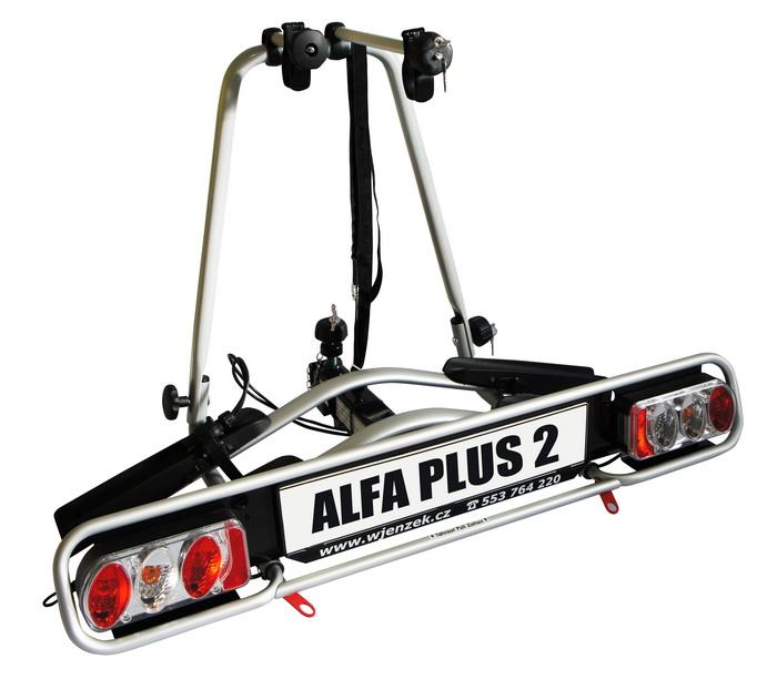Nosič kol Wjenzek Alfa Plus 2
