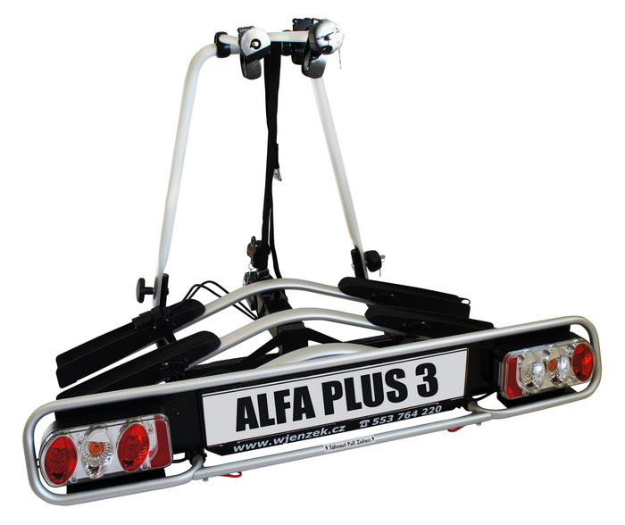 Nosič kol Wjenzek Alfa Plus 3